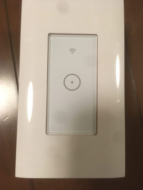 Wi-fiスイッチ